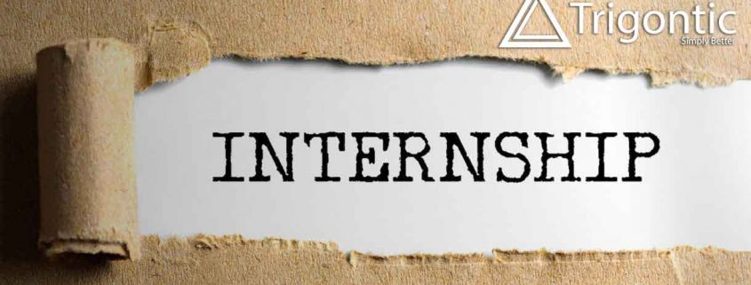 Internship open 2019 Trigontic